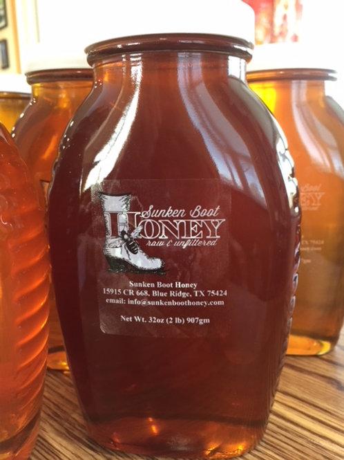 2 lb Wildflower honey