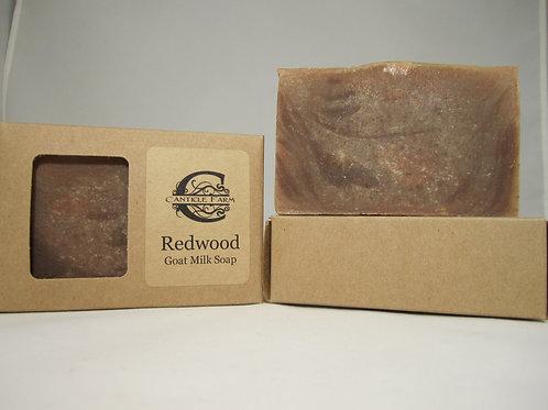 Redwood Goat Milk Soap