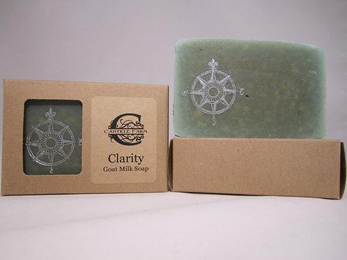 Clarity Goat Milk Soap