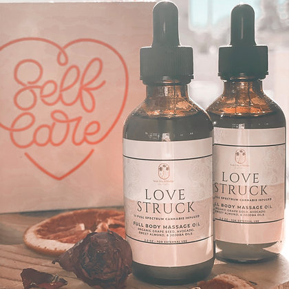 Love Struck - Full Body Massage Oil
