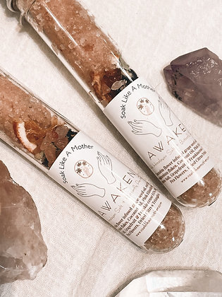 Salt Soak Tubes