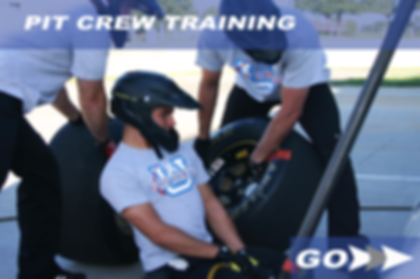 NASCAR jobs, Pit Crew Training,