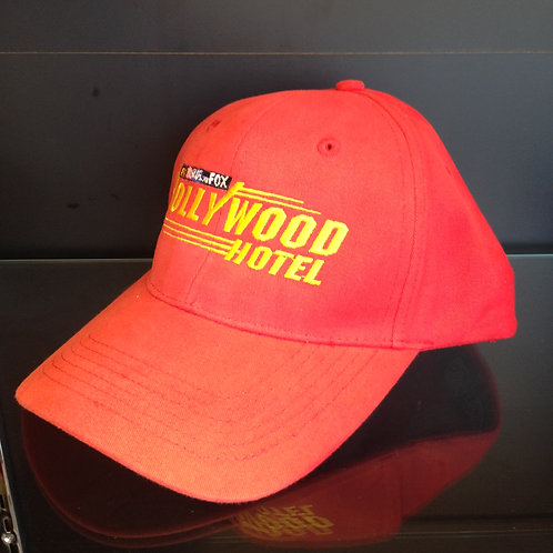 Hollywood Hotel Adjustable Hat