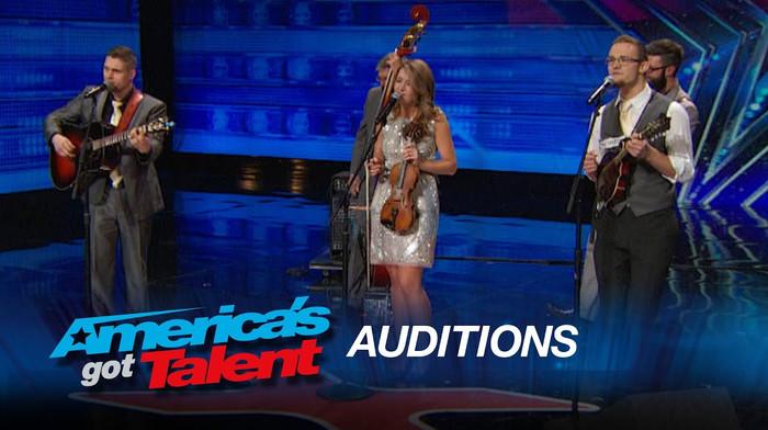 Mountain Faith - America's Got Talent
