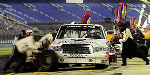 NASCAR jobs, Pit Crew School