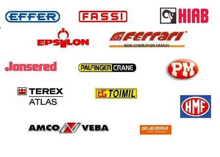 Foto logos gruas