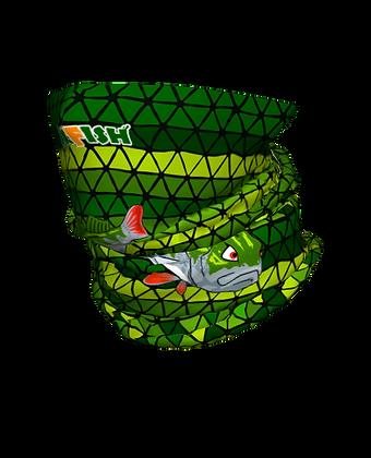 ToubeScarf Green Perch