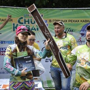 Отчет о Chuba Kubana 2017 от Надежды Черной