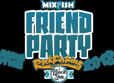 Положение Mixfish Friend Party 2018