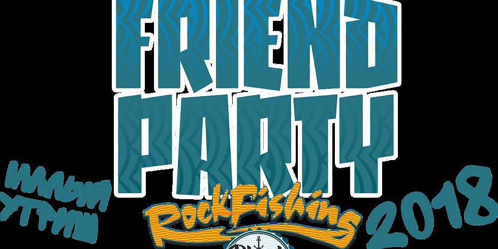Mixfish Friend Party 2018