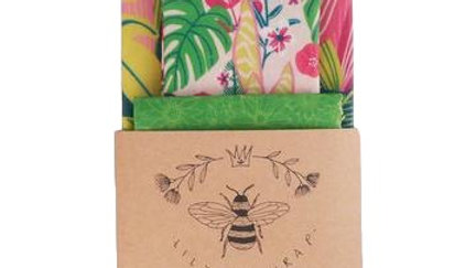 LilyBee Wraps - Set of 3 So Jungle