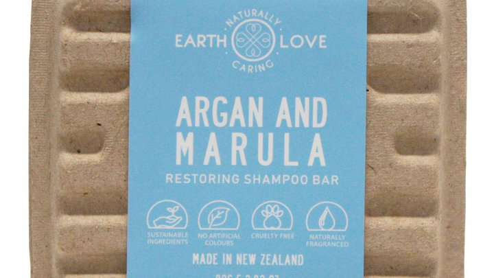 Restoring Shampoo - Argun and Marula