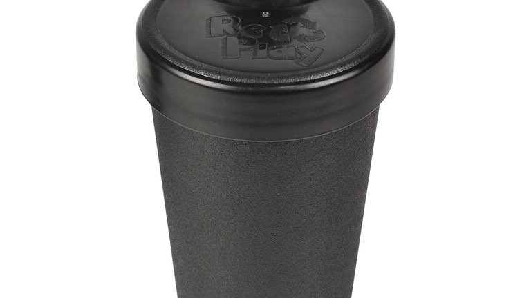 Replay - No Spill Sippy Cup Black 350ml