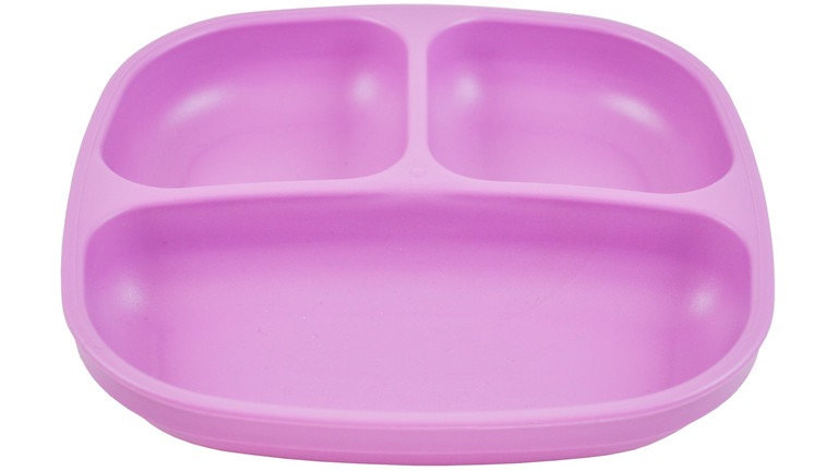 Replay - Divided Plate Purple