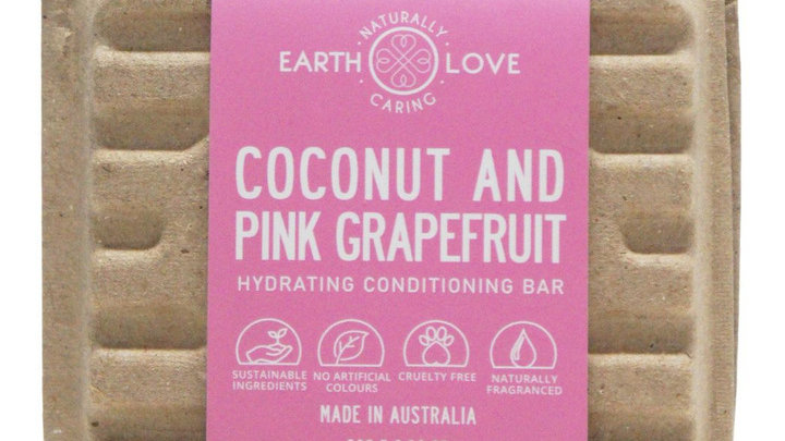 Hydrating Conditioner - Coconut and Pink Grapefruit
