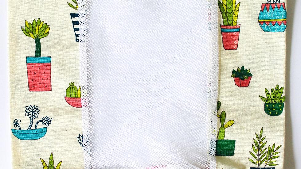 Brooksies - Produce Bag Medium Cactus