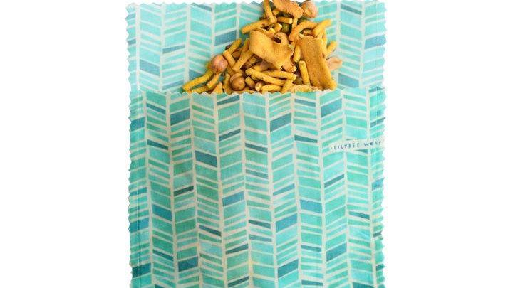 LilyBee Wraps - Snack Bag Medium Palegos
