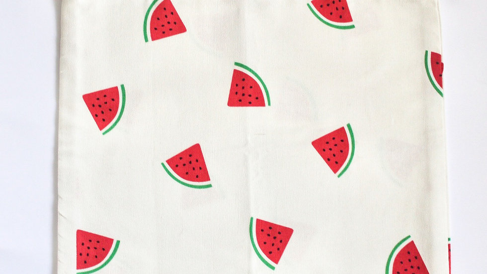 Brooksies - Drawstring Bag Large Watermelon
