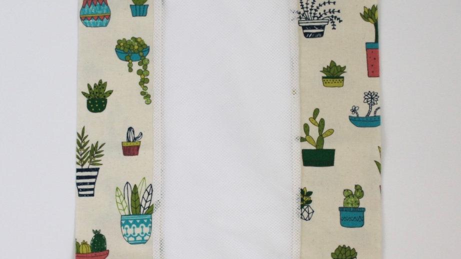 Brooksies - Produce Bag Large Cactus