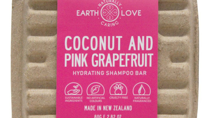 Hydrating Shampoo - Coconut and Pink Grapefruit