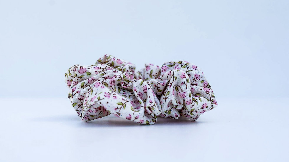 Brooksies - Scrunchie Pink Bouquet