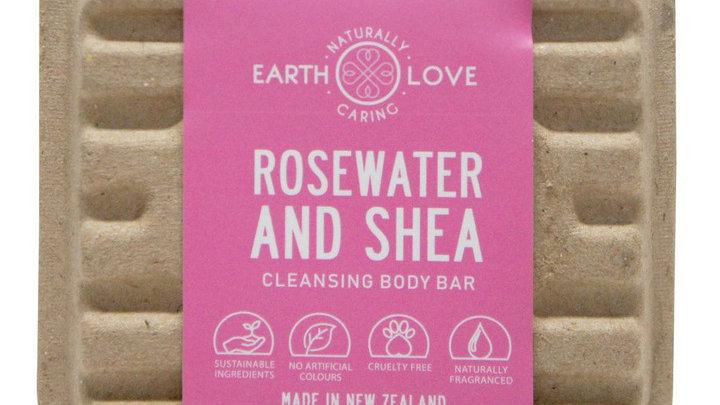Body Wash - Rose Water and Shea