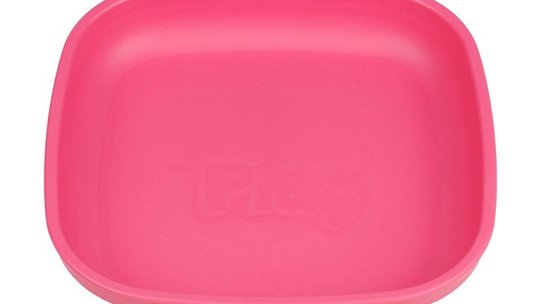 Replay - Plate Bright Pink