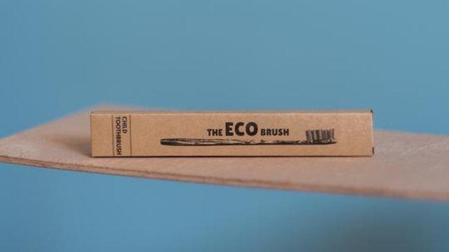 The ECO Brush - Child Sized Bamboo Toothbrush