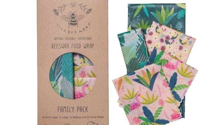 LilyBee - Famaily Pack Fuchsia Flamingo