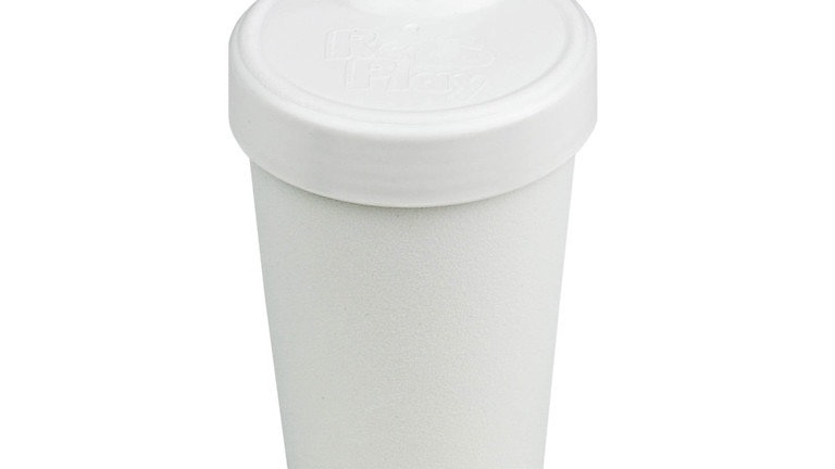 Replay - No Spill Sippy Cup White