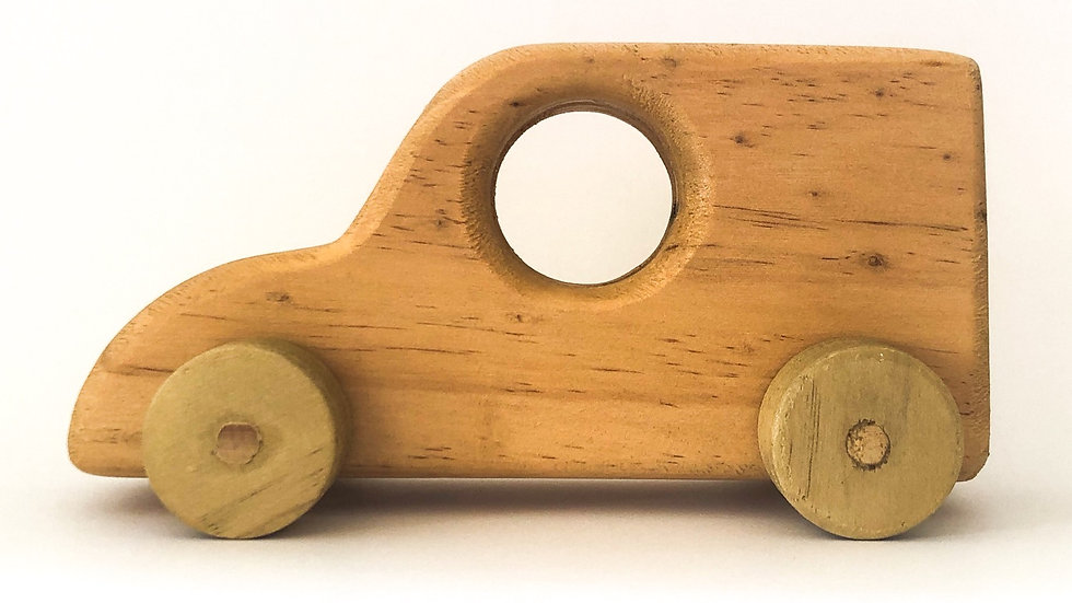 Backshed Puzzle and Toys - Wooden Lorry
