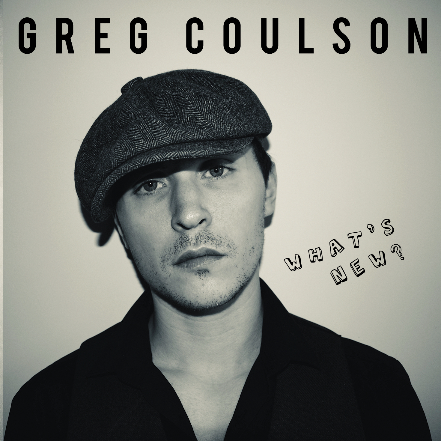 Greg Coulson - What's New? - Album