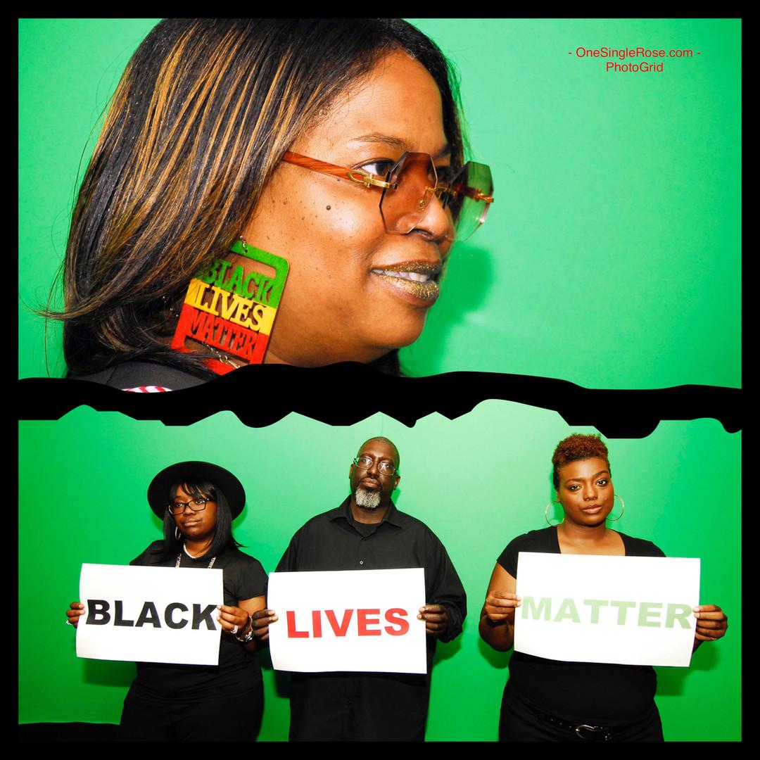 #BlackLivesMatter - Dir. One Single Rose (USA)