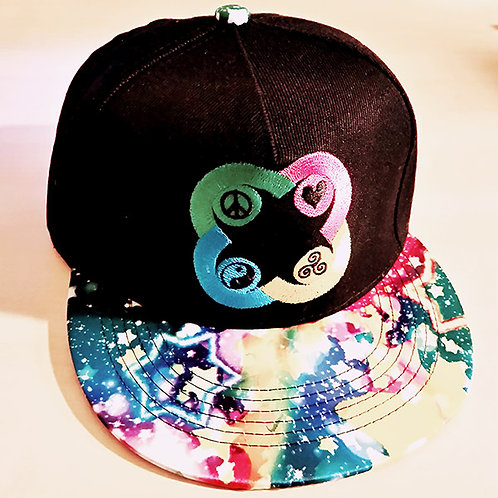 PLUR Foundation Star Snapback
