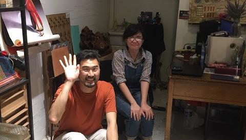 Visit Artist Lina Tan