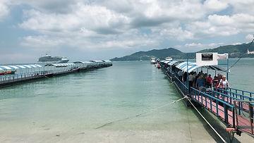 Patong pier