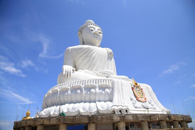 Big Buddha in 2012