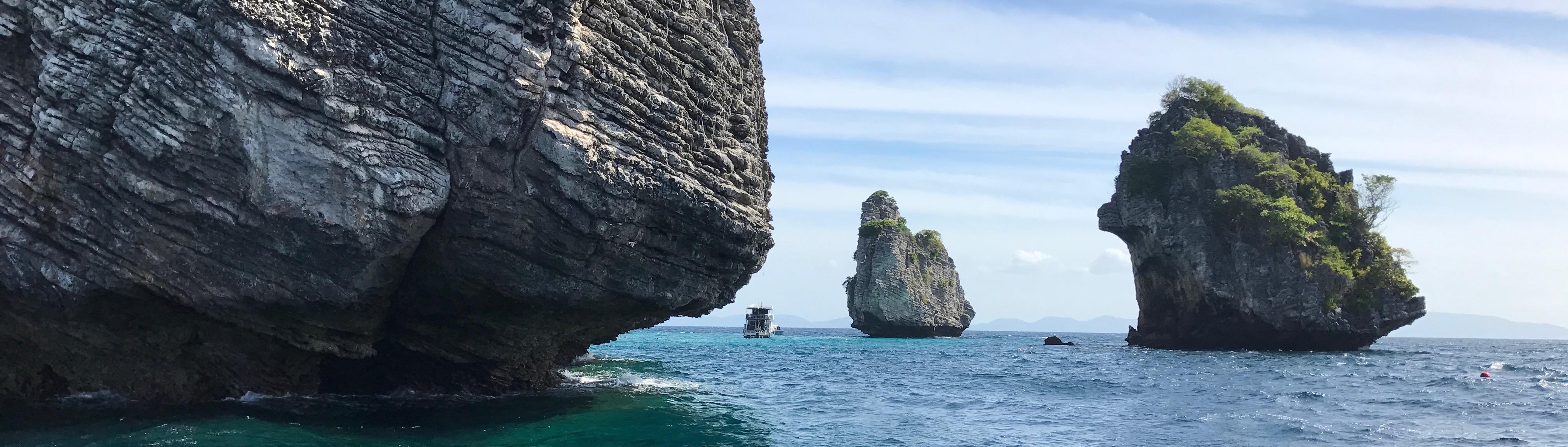 Rok Islands tour