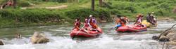 Whitewater Rafting tours