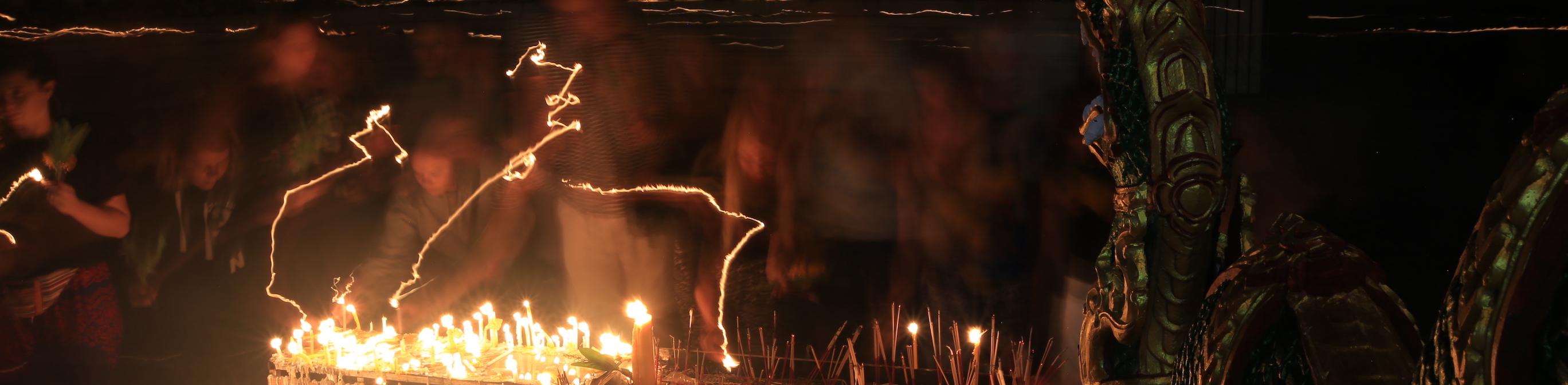 Buddhist Ceremony