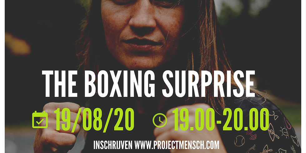 THE BOXING SURPRISE 2.0