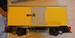 Wagon-jaune-Playmobil-46€