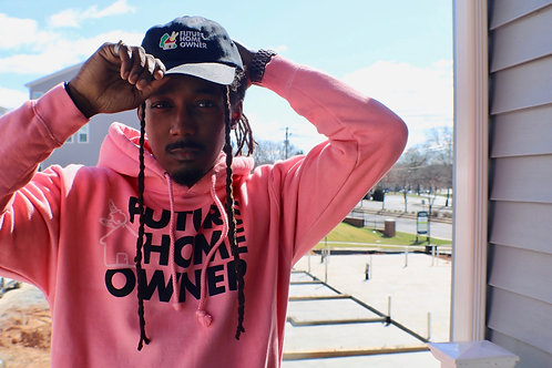 Future Homeowner Black or White Dad Hat *PRE-ORDER*
