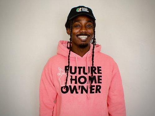 Future Homeowner Pink Hoodie *PRE-ORDER*