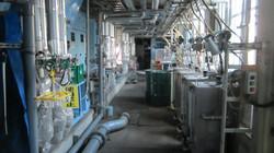 工場製造棟内