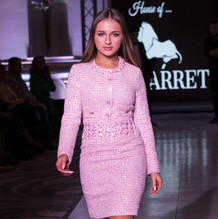 Isabella Barrett NYFW