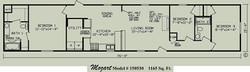 Mozart Mobile Home - Single