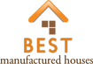 Best Manufactured Houses Logo