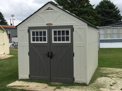 Shed at Union Park Square