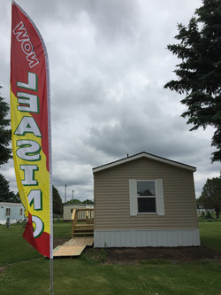 Singlewide Mobile Home at Union Park